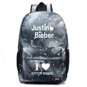 Justin Bieber – Luminous Backpack (mod6b)