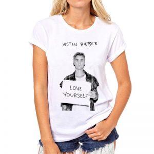 Justin Bieber -T-Shirt (mod3t)