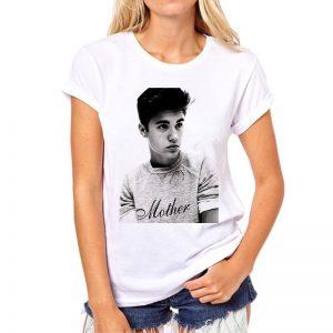 Justin Bieber -T-Shirt (mod4t)