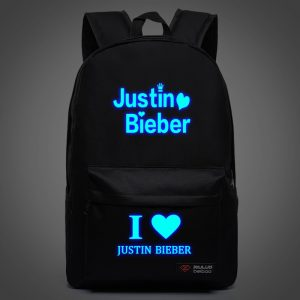 Justin Bieber – Luminous Backpack (mod2b)
