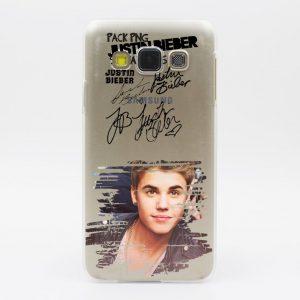 Justin Bieber – Samsung Case (A – J – Note) (Mod5s)