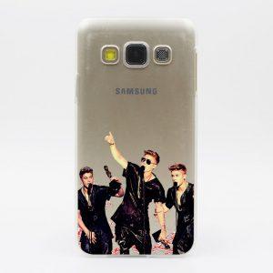 Justin Bieber – Samsung Case (A – J – Note) (Mod7s)