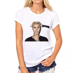 Justin Bieber -T-Shirt (mod8t)