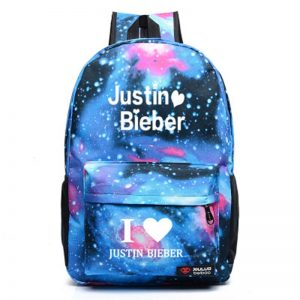 Justin Bieber – Luminous Backpack (mod5b)