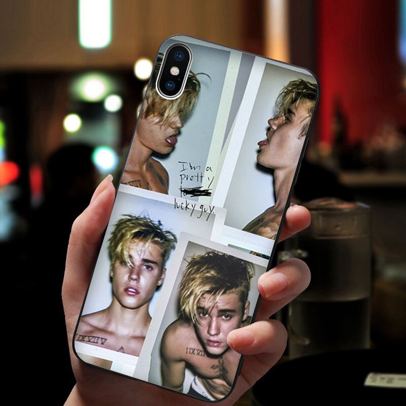 justin bieber iphone case