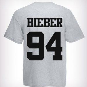 Justin Bieber -T-Shirt (mod20t)