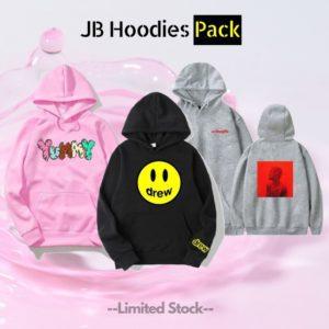 Justin Bieber Hoodies Pack