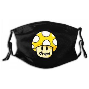justin bieber drew mask
