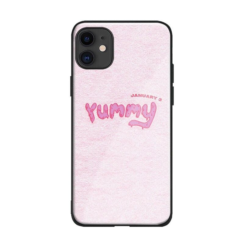 justin bieber yummy iphone