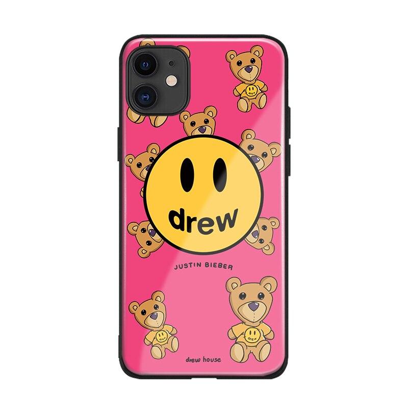 Justin Bieber Drew iPhone Case