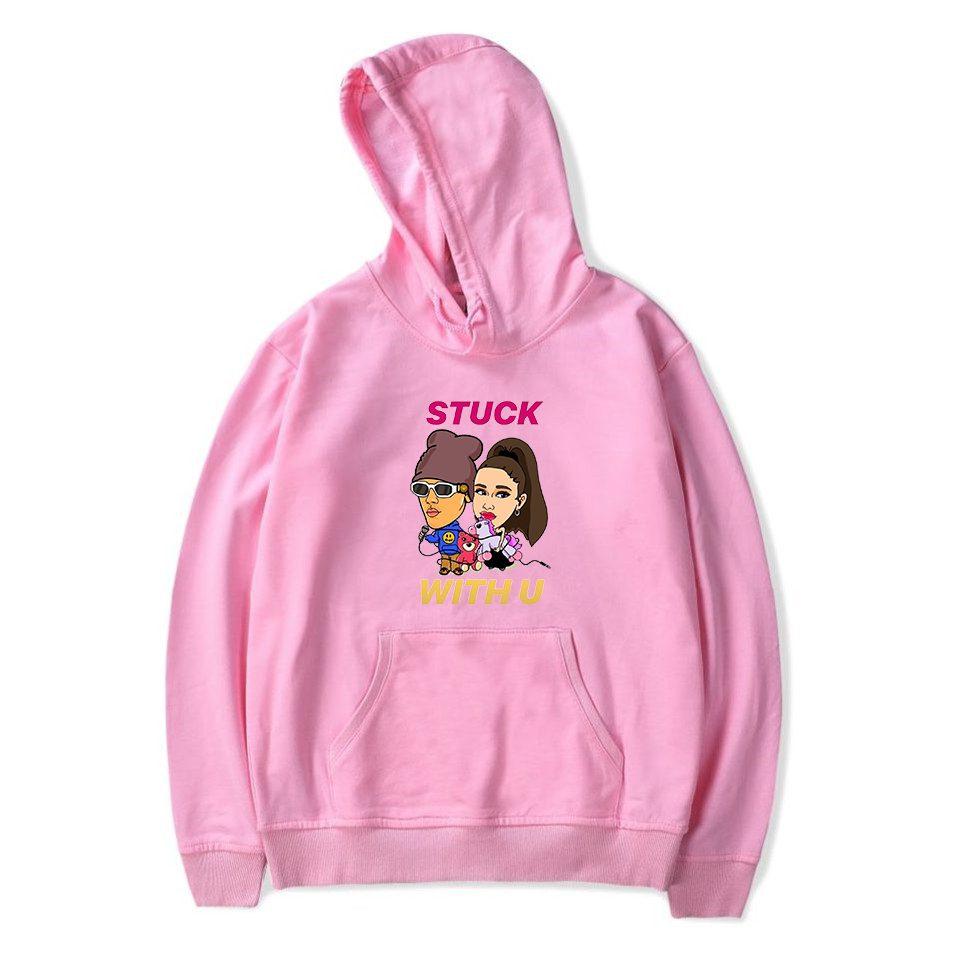 stuck with u hoodie