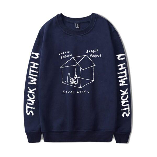 stuck with u sweatshirt