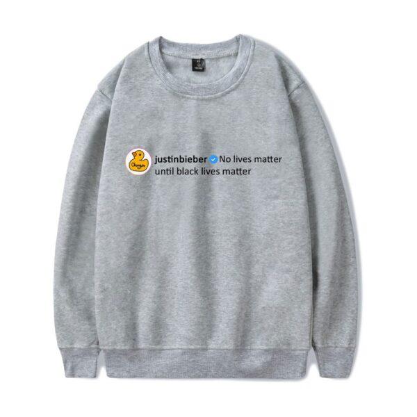 No Lives Matter Until Black Lives Matter sweatshirt