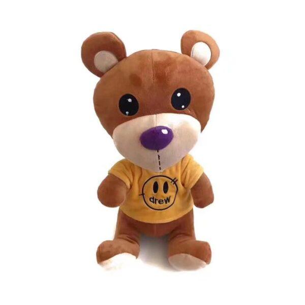 justin bieber drew teddy bear