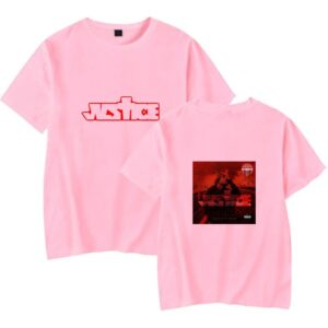 Justin Bieber Justice T-Shirt #4