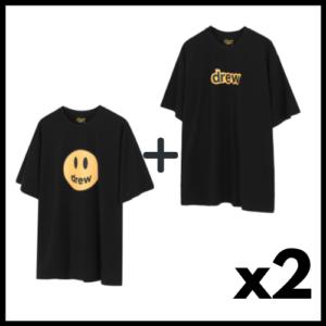 Justin Bieber Drew T-Shirts X2