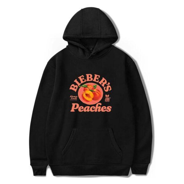 Justin Bieber Peaches Hoodie