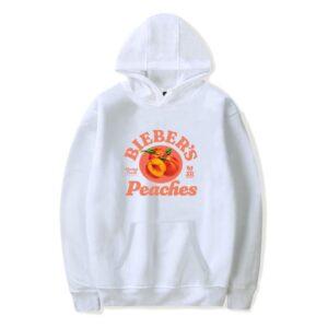 Justin Bieber Peaches Hoodie #1