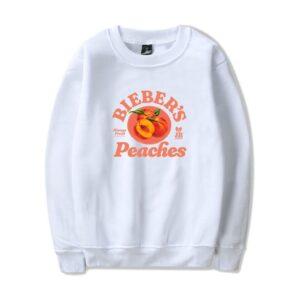 Justin Bieber Peaches Sweatshirt #2