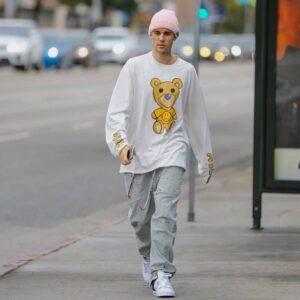 Justin Bieber Drew *Premium* Sweatshirt #5