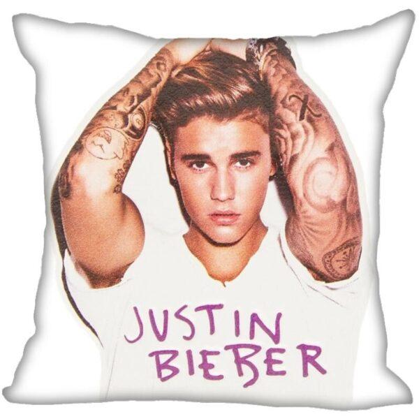 justin bieber pillows